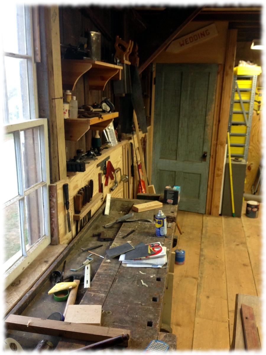 Workshop Progress The Curtis Home Website