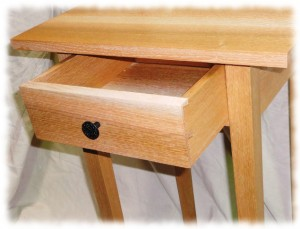 Nightstand drawer
