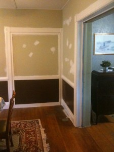 Dining Room Before Painting