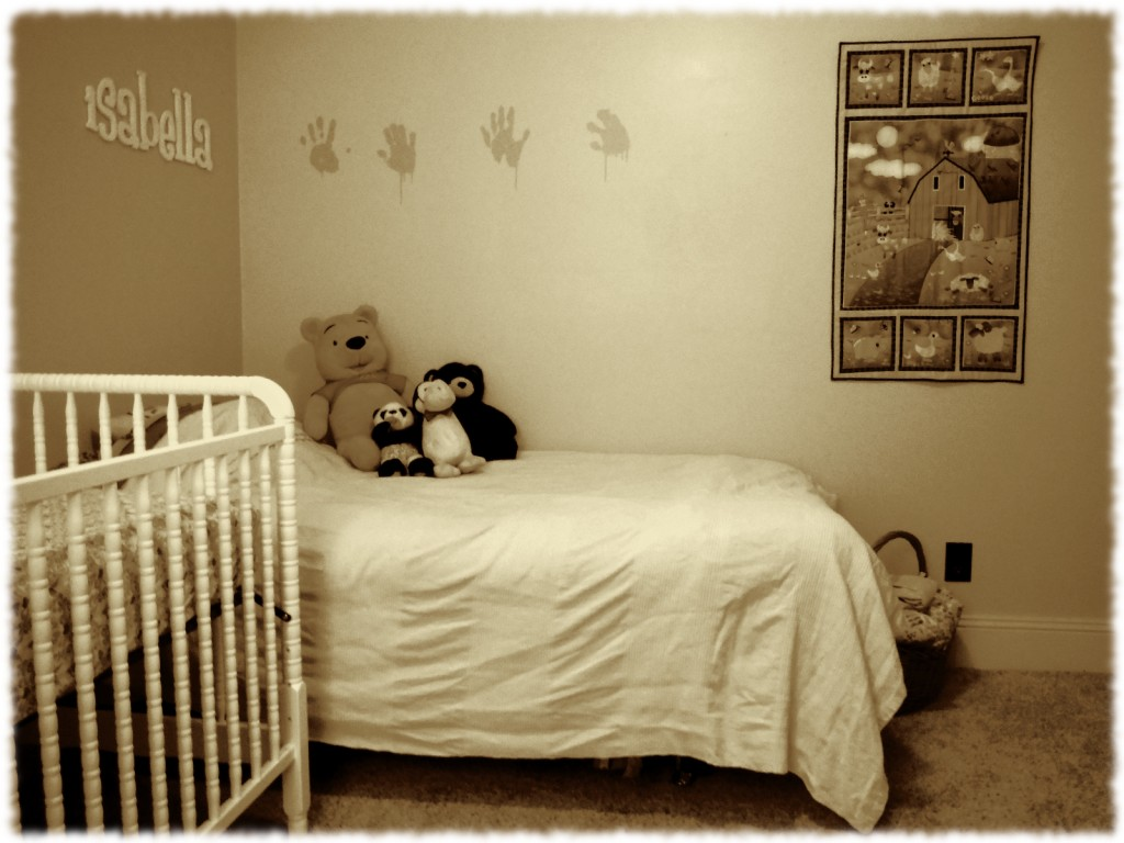 The nursery, completed.