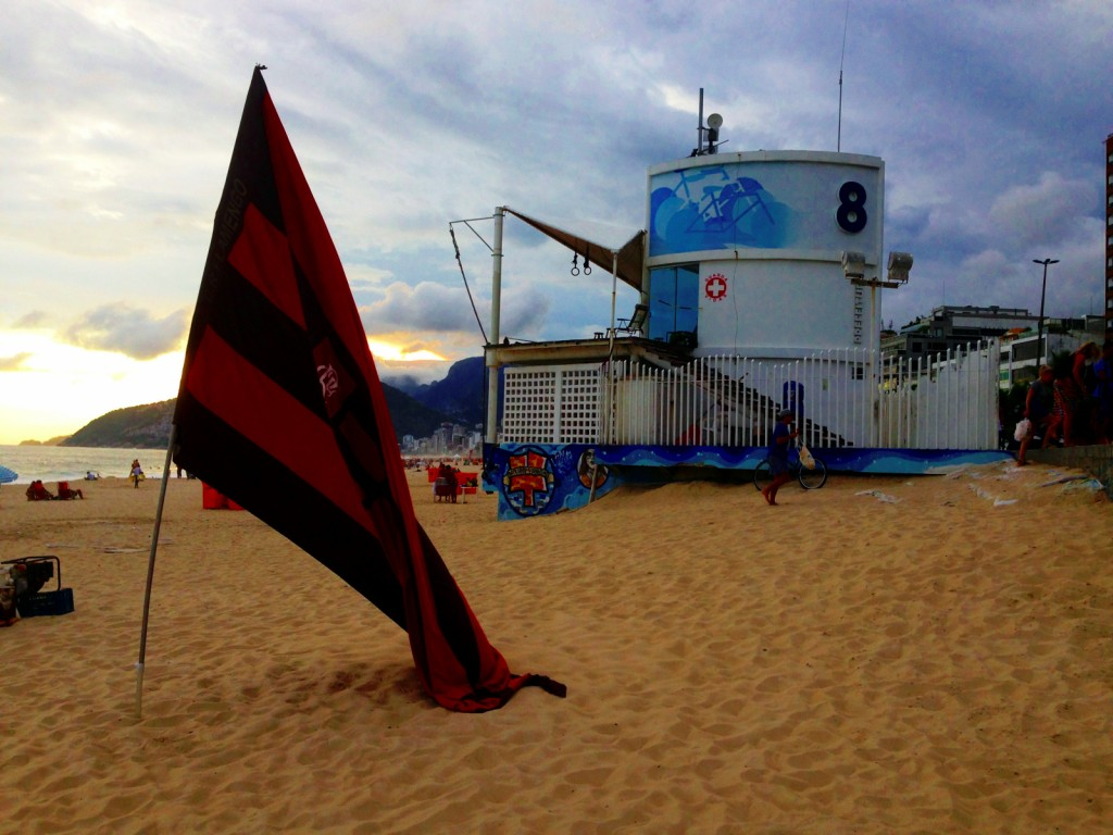 Ipanema beach - Posto 8