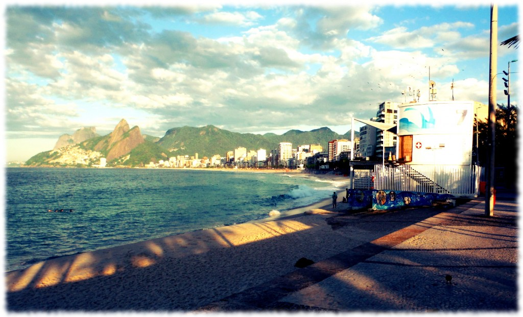 Leblon, Rio de Janeiro - Saturday morning