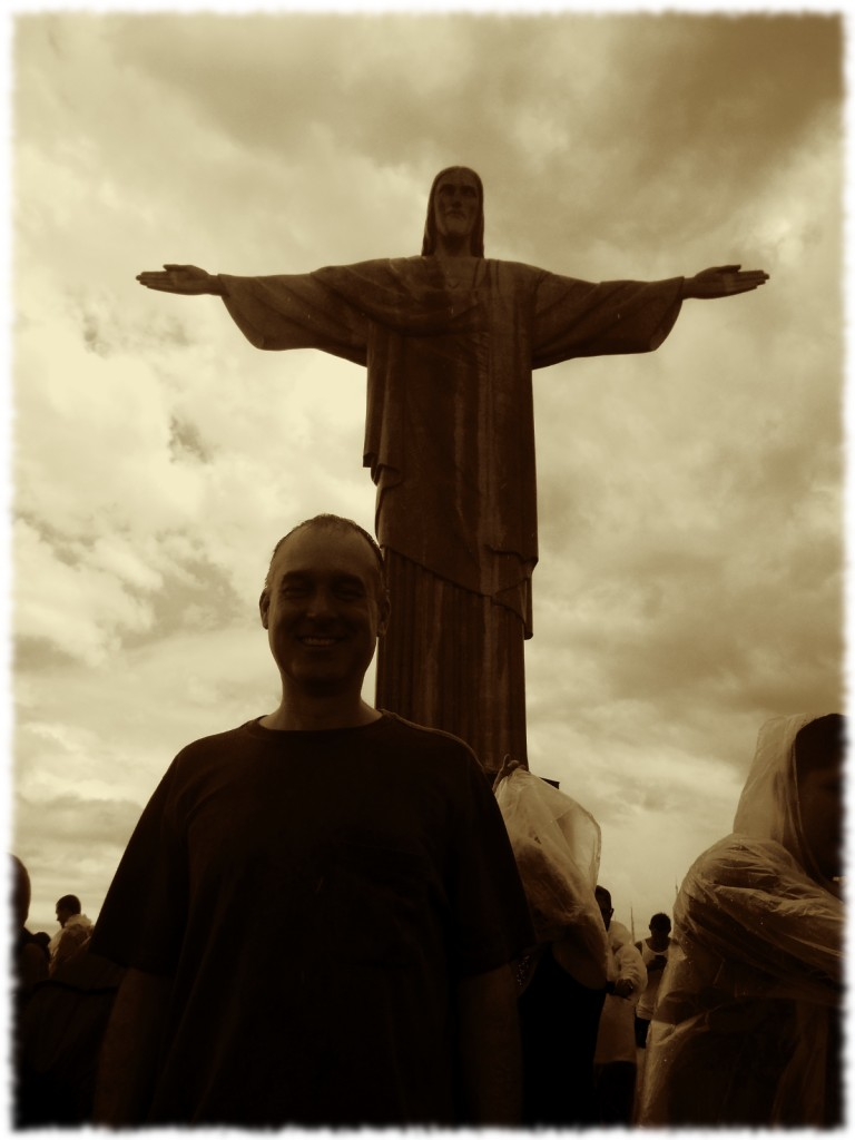 Christ the Redeemer statue, Mount Corcovado